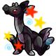 Enchanted Black Viotto Plushie