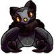 Black Walee Plushie