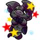 Enchanted Black Zoink Plushie