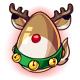 Blitzen Glowing Egg