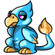 Blue Gruffle