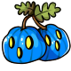 Blue Spookfruit