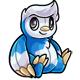 Blue Astro Plushie