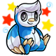 Enchanted Blue Astro Plushie