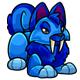 Blue Bolimo Plushie