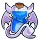 Blue Crindol Potion