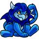Blue Crindol Plushie