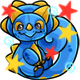 Enchanted Blue Decadal Plushie
