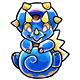 Blue Decadal Potion
