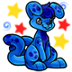 Enchanted Blue Doyle Plushie
