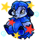 Enchanted Blue Echlin Plushie