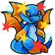 Enchanted Blue Ercuw Plushie