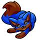 Blue Fasoro Plushie