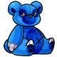Blue Feliz Plushie