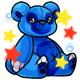 Enchanted Blue Feliz Plushie