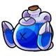 Blue Feliz Potion