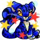 Enchanted Blue Figaro Plushie