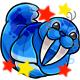 Enchanted Blue Flab Plushie