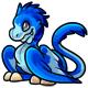Blue Gobble Plushie