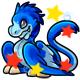 Enchanted Blue Gobble Plushie