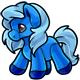 Blue Gonk Plushie