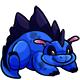 Blue Grint Plushie