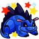 Enchanted Blue Grint Plushie