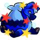 Enchanted Blue Hump Plushie