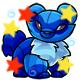 Enchanted Blue Ideus Plushie