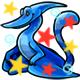 Enchanted Blue Ike Plushie