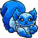 Blue Kaala Plushie