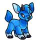 Blue Kidlet Plushie