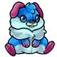 Blue Kujo Plushie