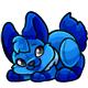 Blue Lati Plushie