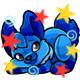 Enchanted Blue Lati Plushie