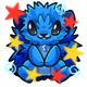 Enchanted Blue Mordo Plushie