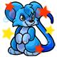 Enchanted Blue Murfin Plushie