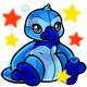 Enchanted Blue Newth Plushie