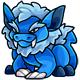 Blue Oglue Plushie