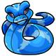 Blue Poera Plushie