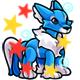 Enchanted Blue Raulf Plushie