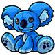 Blue Reese Plushie