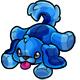 Blue Rusty Plushie