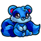 Blue Snookle Plushie