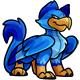 Blue Speiro Plushie