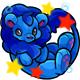 Enchanted Blue Tantua Plushie