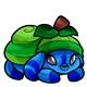 Blue Troit Plushie