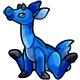 Blue Viotto Plushie