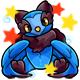 Enchanted Blue Walee Plushie