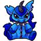 Blue Yuni Plushie